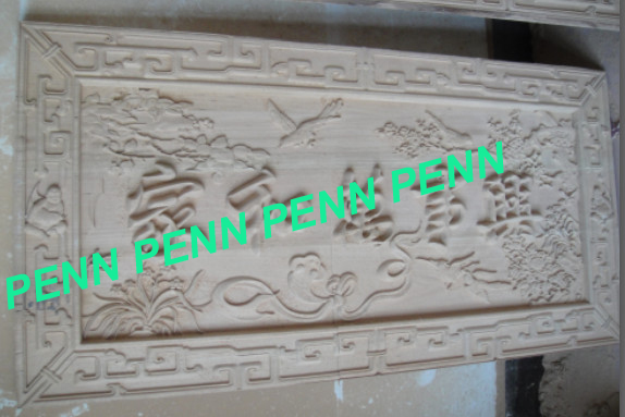 Samples of Woodworking CNC Router