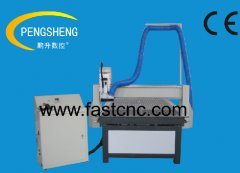 woodworking cnc router(air cooling spindle,vacuum table,dust