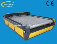 large format auto feeding CO2 laser cutting machine